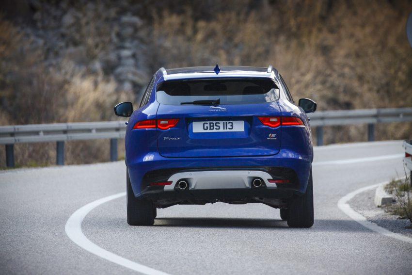 DRIVEN: Jaguar F-Pace – a go-anywhere Leaping Cat Image #496875