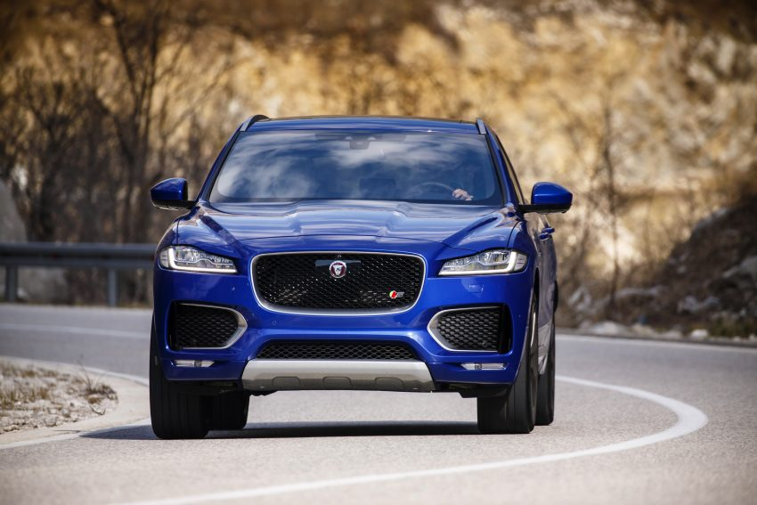 DRIVEN: Jaguar F-Pace – a go-anywhere Leaping Cat Image #496876