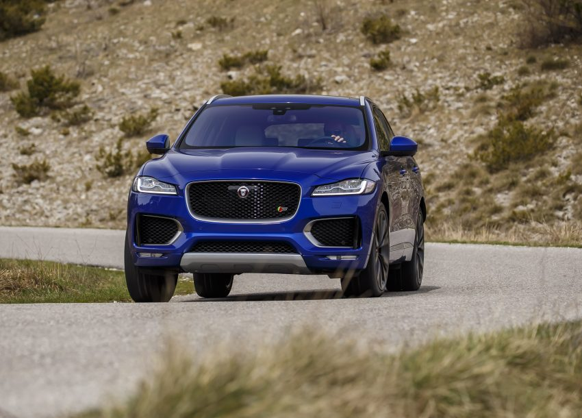 DRIVEN: Jaguar F-Pace – a go-anywhere Leaping Cat Image #496877