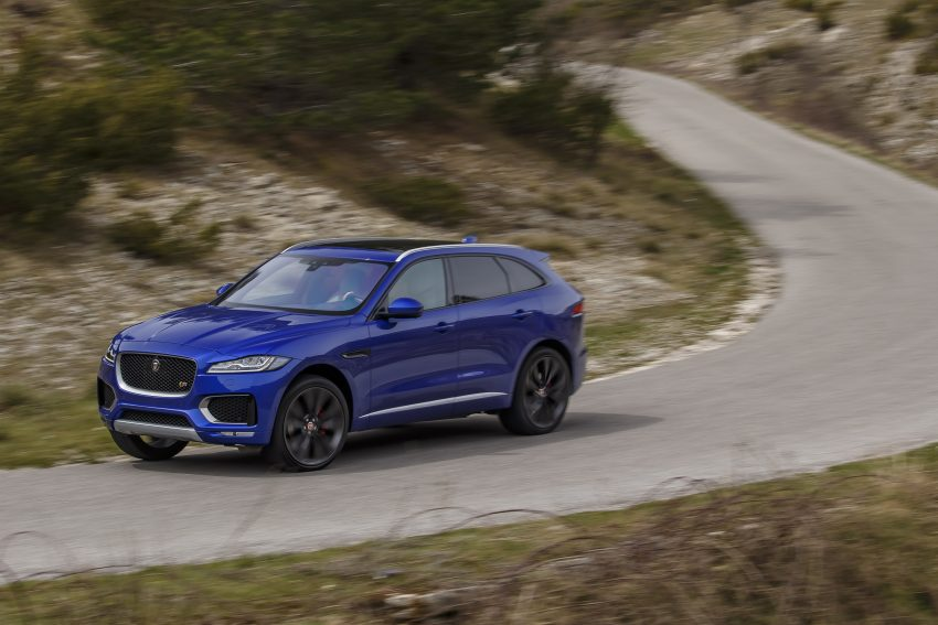 DRIVEN: Jaguar F-Pace – a go-anywhere Leaping Cat Image #496878