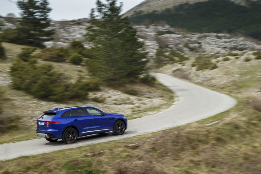 DRIVEN: Jaguar F-Pace – a go-anywhere Leaping Cat Image #496880