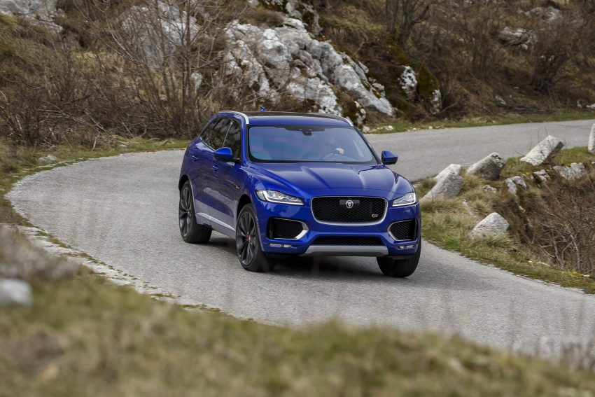 DRIVEN: Jaguar F-Pace – a go-anywhere Leaping Cat Image #496884