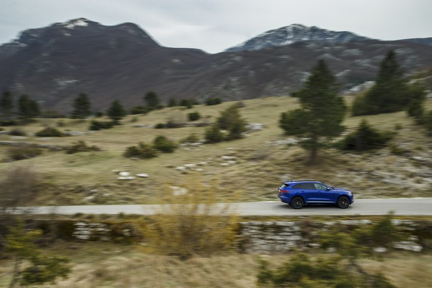 DRIVEN: Jaguar F-Pace – a go-anywhere Leaping Cat Image #496885