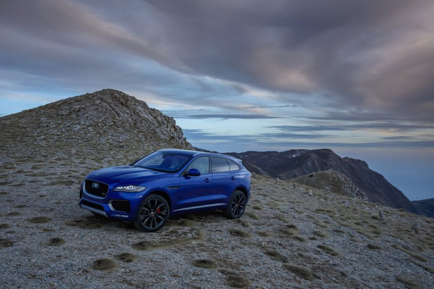 DRIVEN: Jaguar F-Pace – a go-anywhere Leaping Cat Image #496902