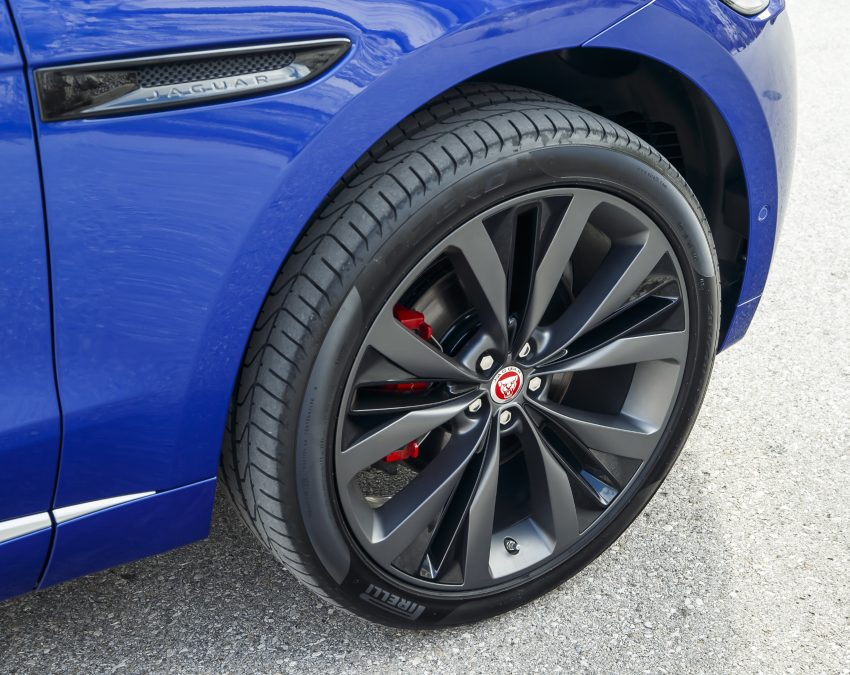 DRIVEN: Jaguar F-Pace – a go-anywhere Leaping Cat Image #496907