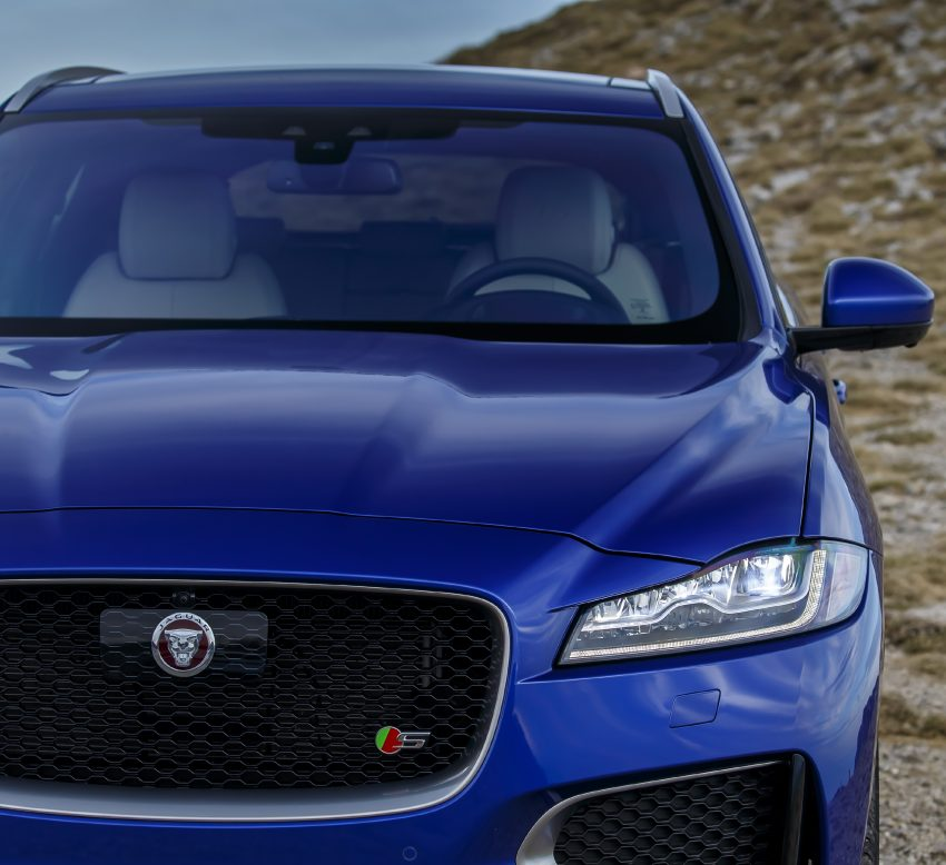 DRIVEN: Jaguar F-Pace – a go-anywhere Leaping Cat Image #496911