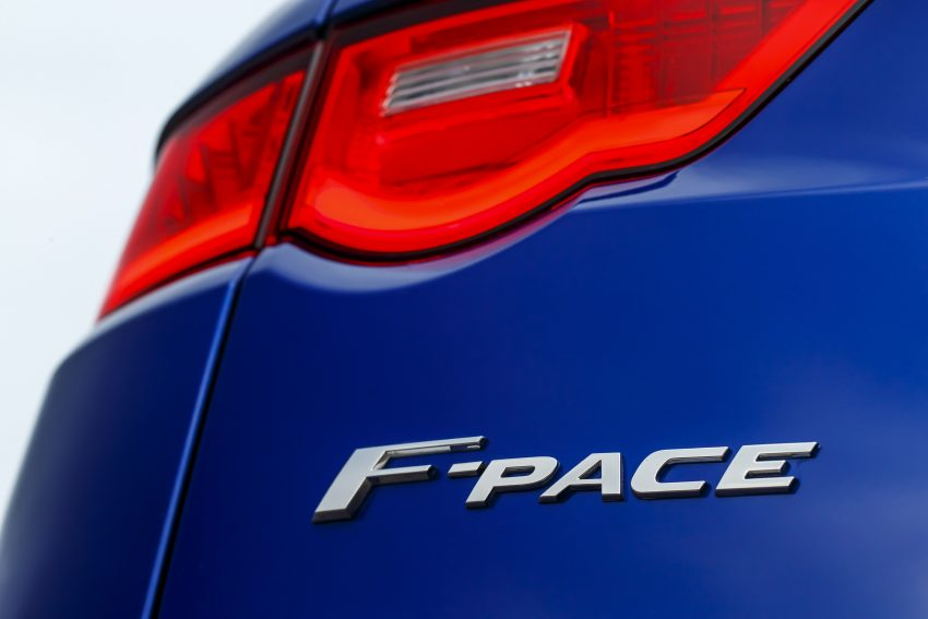 DRIVEN: Jaguar F-Pace – a go-anywhere Leaping Cat Image #496916