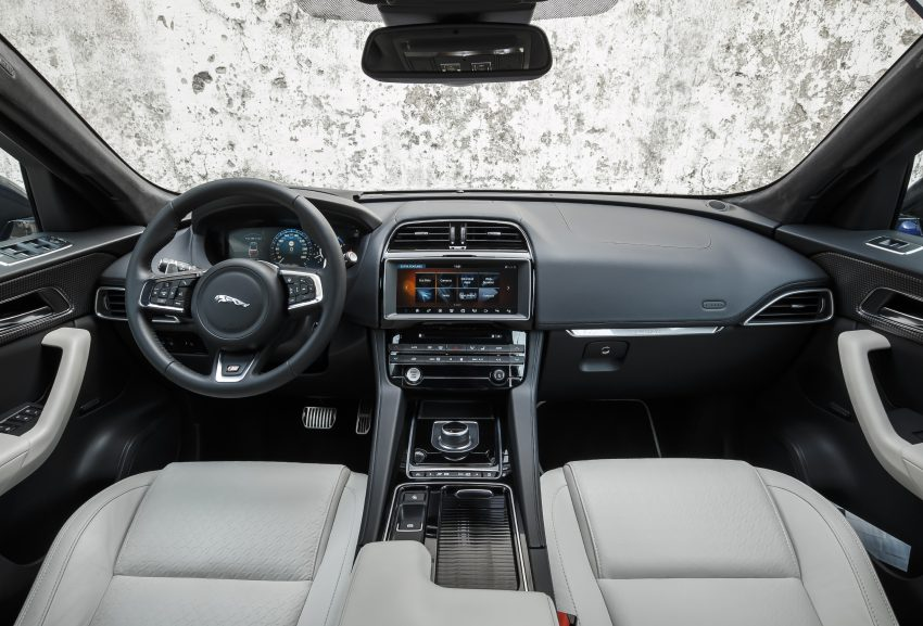 DRIVEN: Jaguar F-Pace – a go-anywhere Leaping Cat Image #496924