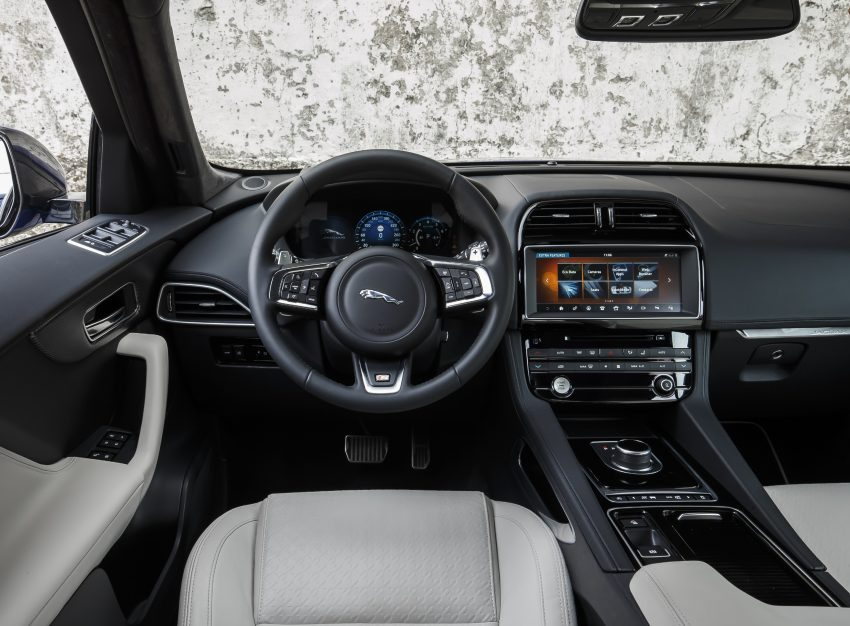 DRIVEN: Jaguar F-Pace – a go-anywhere Leaping Cat Image #496925