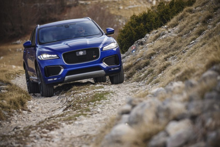 DRIVEN: Jaguar F-Pace – a go-anywhere Leaping Cat Image #496964