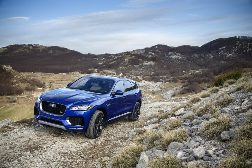 DRIVEN: Jaguar F-Pace – a go-anywhere Leaping Cat Image #496965