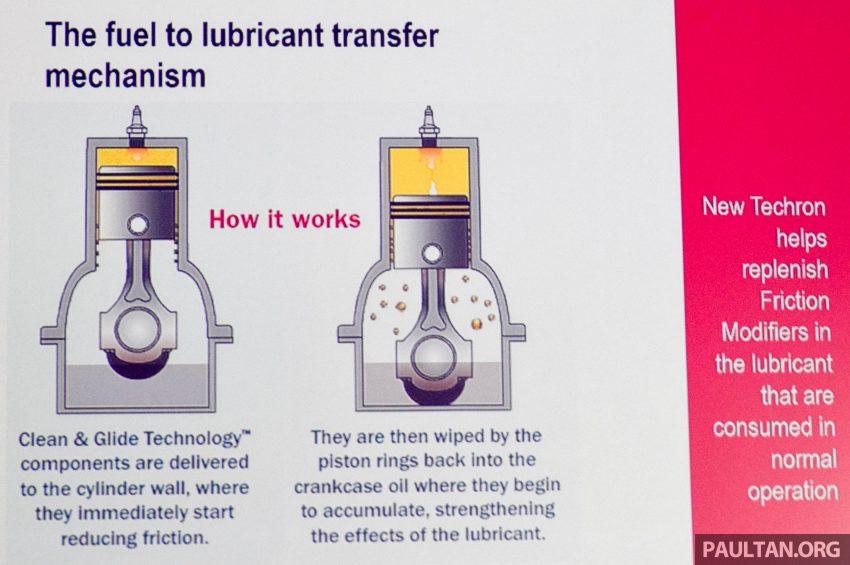 Caltex lancar petrol Techron RON 95 dan 97 baharu dengan teknologi 'Clean and Glide', 3% lebih ekonomi Image #488945