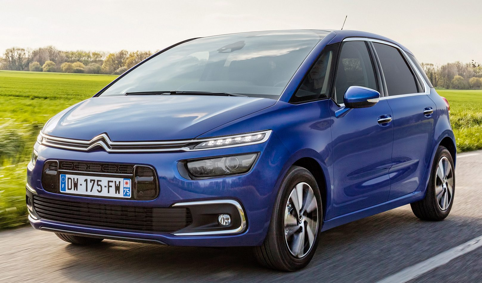 2016 citroen c4 picasso grand c4 picasso facelift image. Black Bedroom Furniture Sets. Home Design Ideas