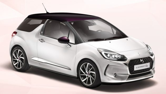Citroen DS3 Givenchy Le MakeUp-1