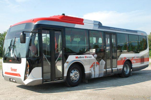 Cityliner bus-01