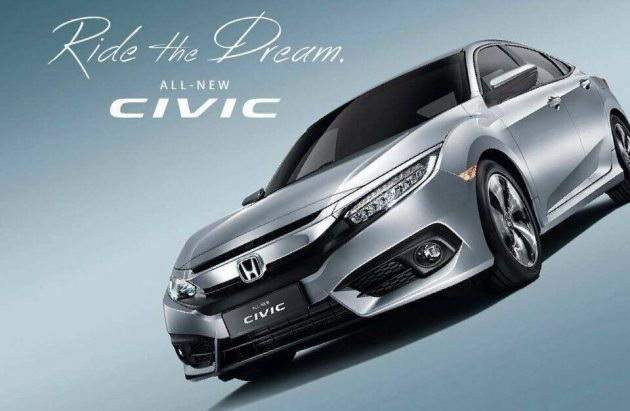 New Honda Civic In Msian Dealerships From June 11
