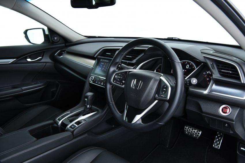 PANDU UJI: Honda Civic 1.8 dan 1.5 VTEC Turbo 2016 – peningkatan bagi gen-10 yang lebih memuaskan? Image #492410