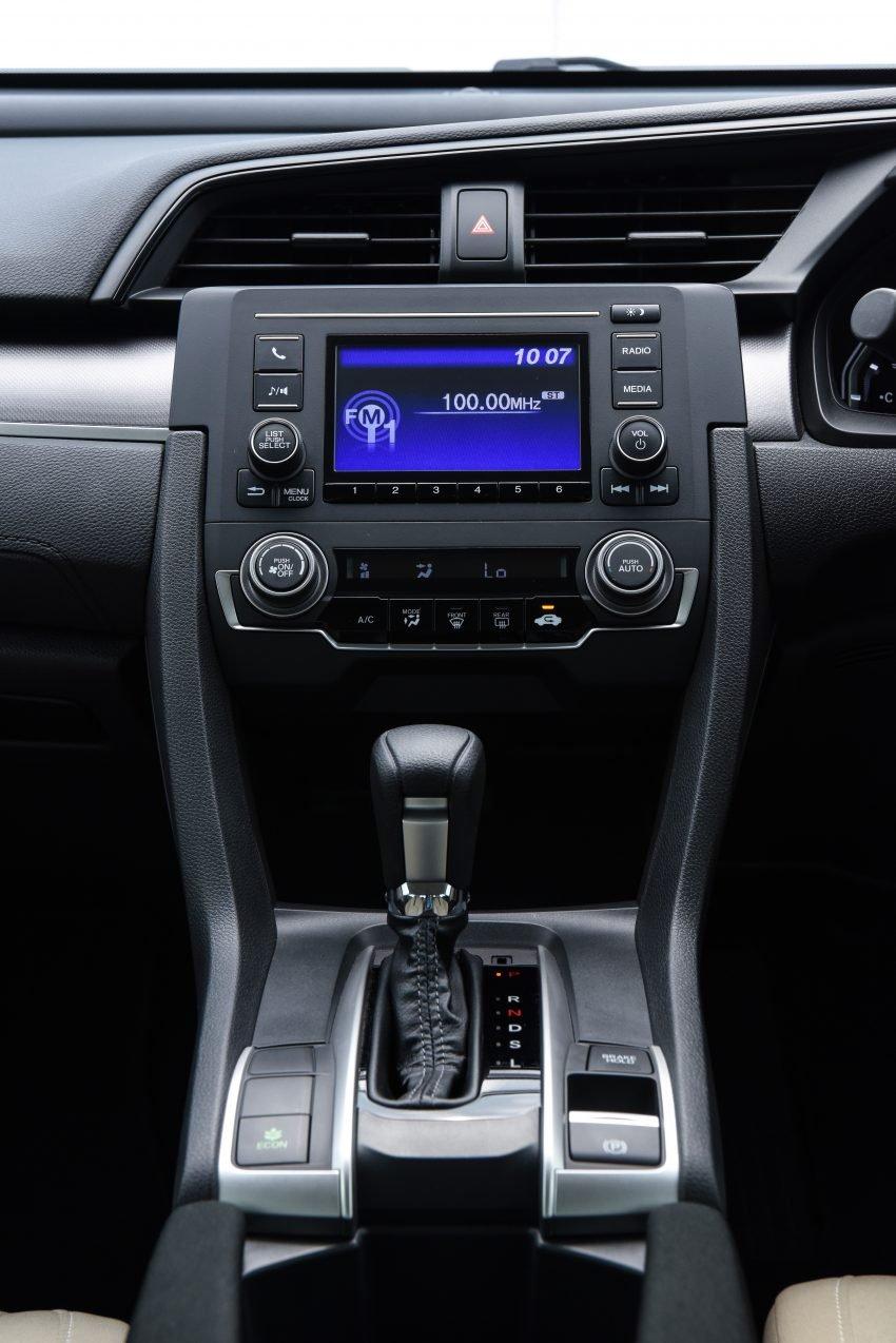 PANDU UJI: Honda Civic 1.8 dan 1.5 VTEC Turbo 2016 – peningkatan bagi gen-10 yang lebih memuaskan? Image #492393
