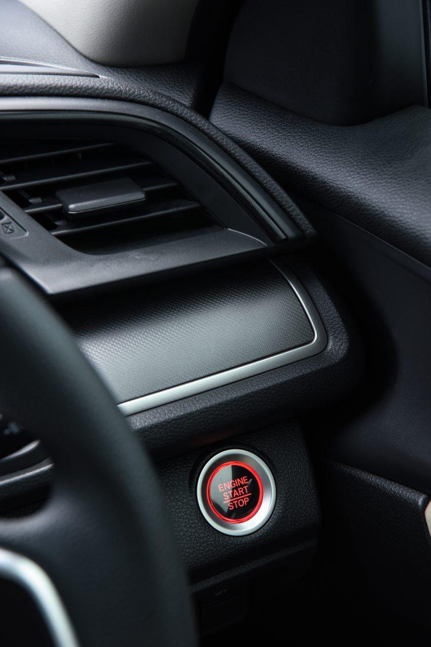 PANDU UJI: Honda Civic 1.8 dan 1.5 VTEC Turbo 2016 – peningkatan bagi gen-10 yang lebih memuaskan? Image #492419