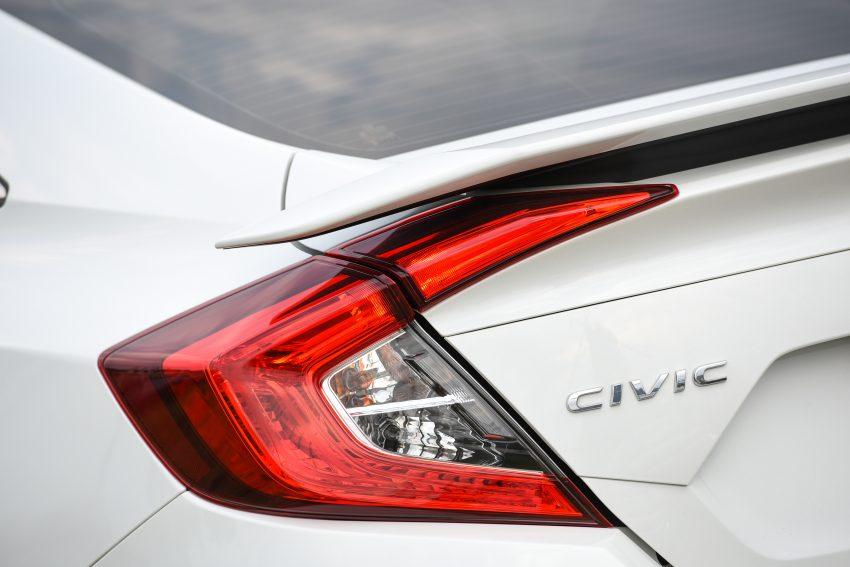 PANDU UJI: Honda Civic 1.8 dan 1.5 VTEC Turbo 2016 – peningkatan bagi gen-10 yang lebih memuaskan? Image #492416