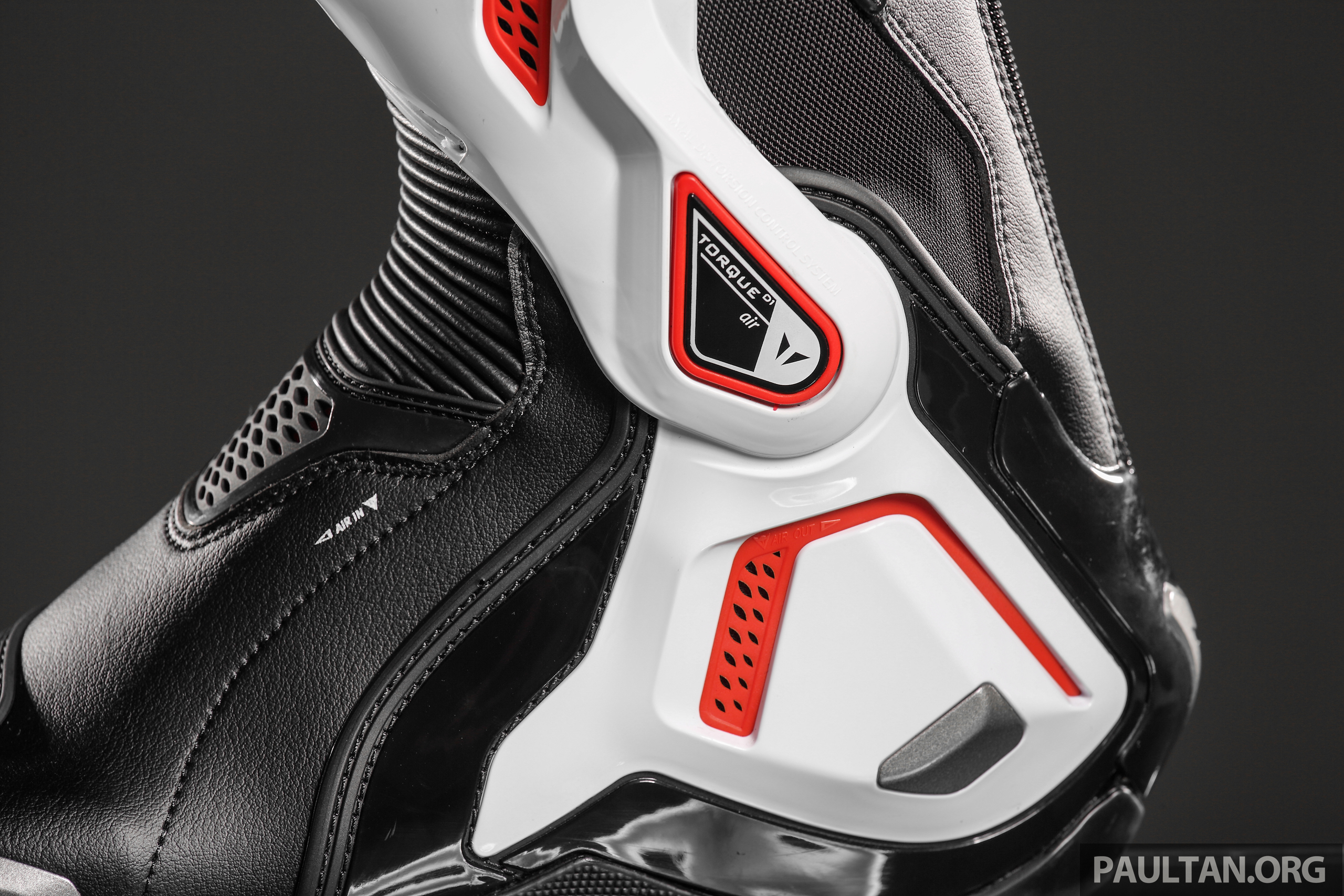 2016 Dainese Torque D1 Out Air race boots – RM1,599 Paul ...