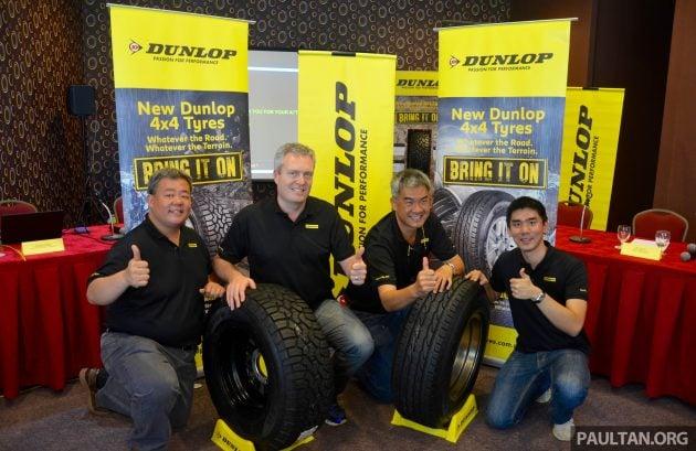 Dunlop RoadTrekker RT5 and MaxGrip AT5 launch-01