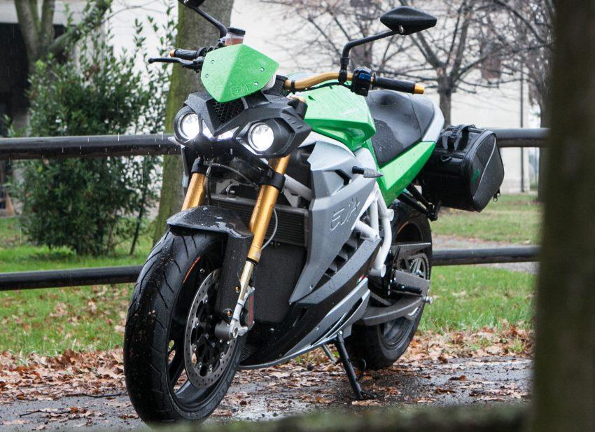 Energica launches Eva streetfighter e-bike in California Image #497422