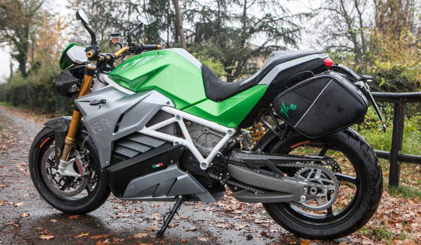 Energica launches Eva streetfighter e-bike in California Image #497421