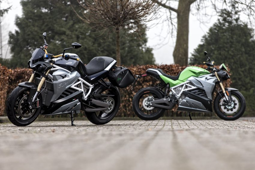 Energica launches Eva streetfighter e-bike in California Image #497423