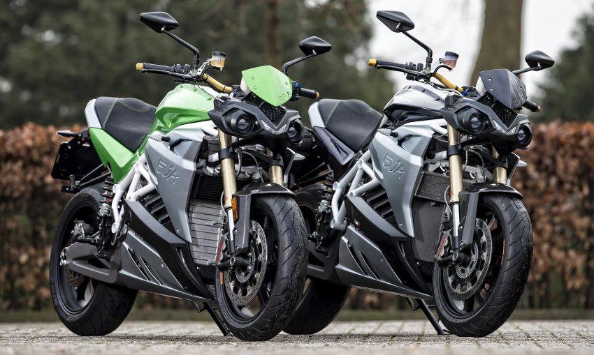 Energica launches Eva streetfighter e-bike in California Image #497424