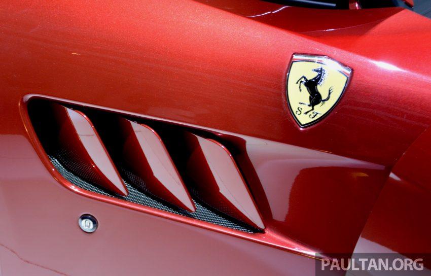 Ferrari GTC4Lusso buat penampilan sulung peringkat Asia Timur dan prebiu untuk ASEAN di Jepun Image #491696