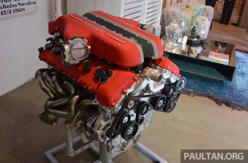 Ferrari GTC4Lusso buat penampilan sulung peringkat Asia Timur dan prebiu untuk ASEAN di Jepun Image #491699