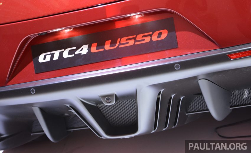 Ferrari GTC4Lusso buat penampilan sulung peringkat Asia Timur dan prebiu untuk ASEAN di Jepun Image #491701