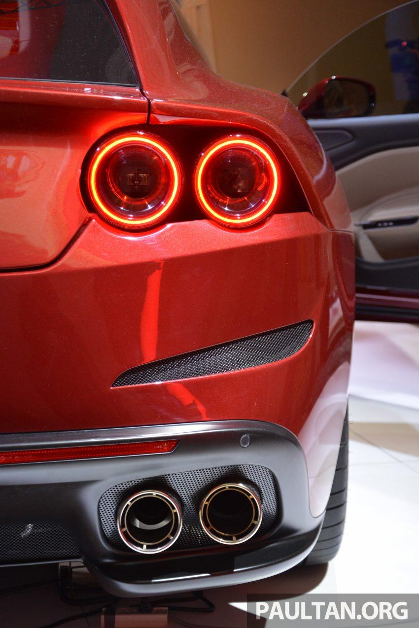 Ferrari GTC4Lusso buat penampilan sulung peringkat Asia Timur dan prebiu untuk ASEAN di Jepun Image #491702