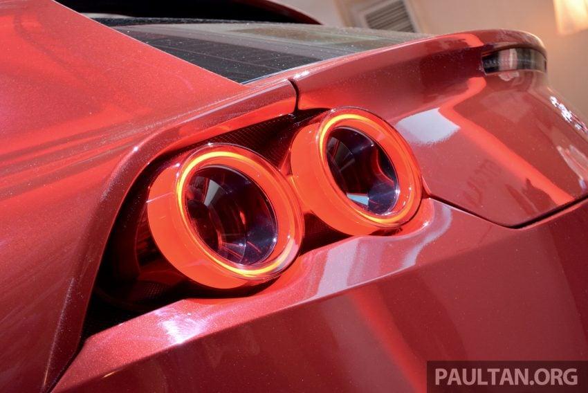 Ferrari GTC4Lusso buat penampilan sulung peringkat Asia Timur dan prebiu untuk ASEAN di Jepun Image #491704