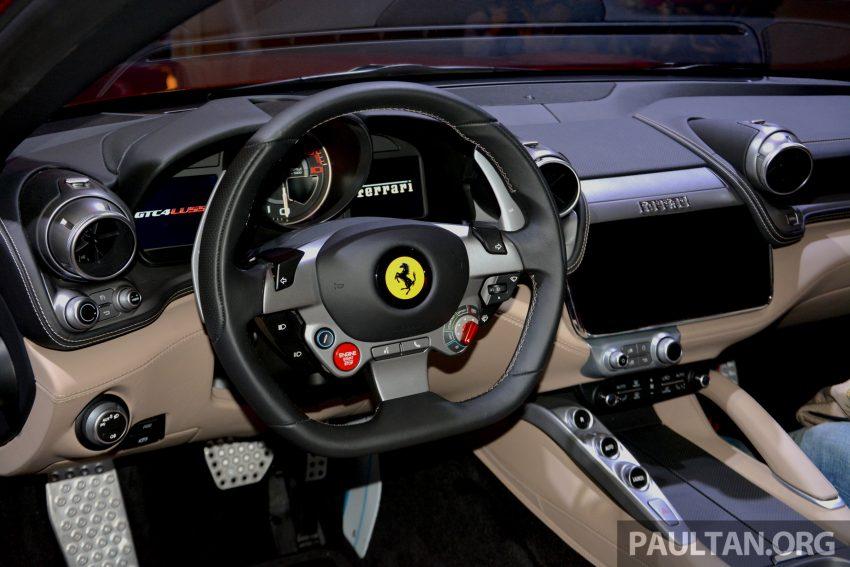 Ferrari GTC4Lusso buat penampilan sulung peringkat Asia Timur dan prebiu untuk ASEAN di Jepun Image #491716