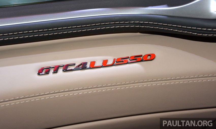 Ferrari GTC4Lusso buat penampilan sulung peringkat Asia Timur dan prebiu untuk ASEAN di Jepun Image #491719
