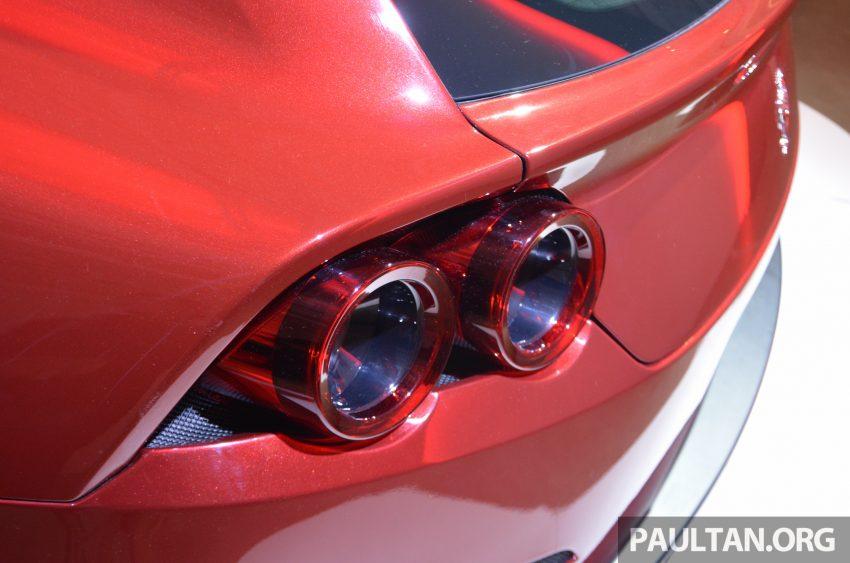 Ferrari GTC4Lusso buat penampilan sulung peringkat Asia Timur dan prebiu untuk ASEAN di Jepun Image #491723