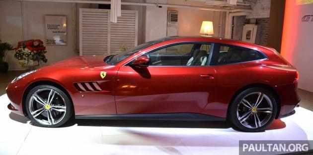 Ferrari GTC4Lusso Japan premiere-52