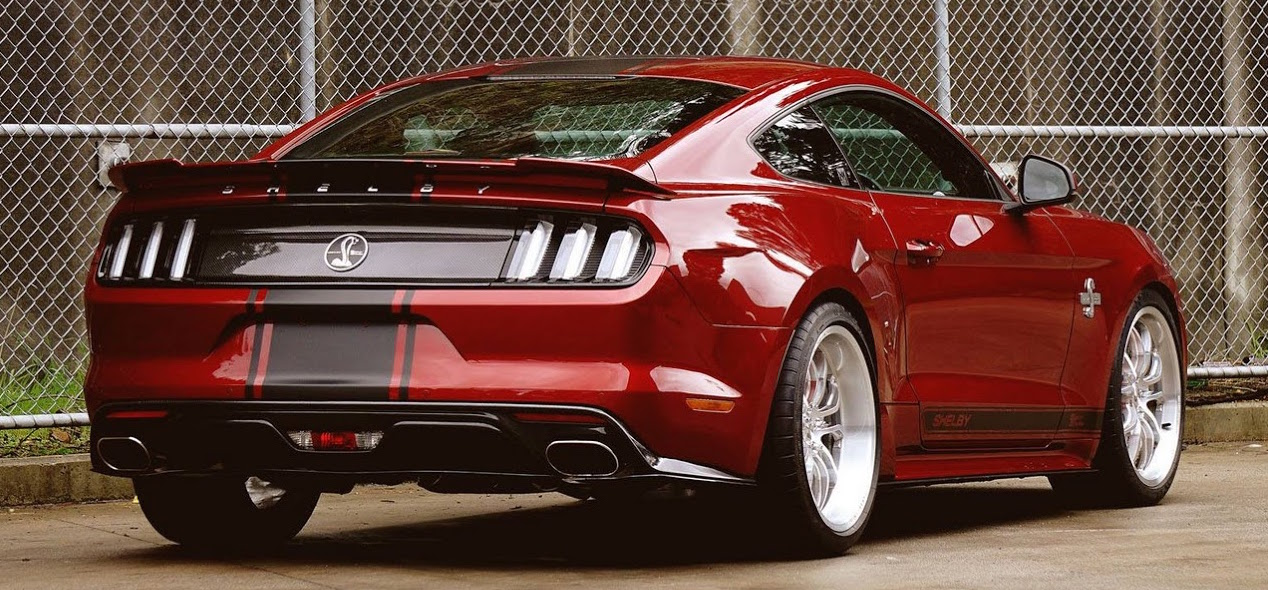 Back to Story: Ford Mustang Shelby Super Snake RHD in Australia