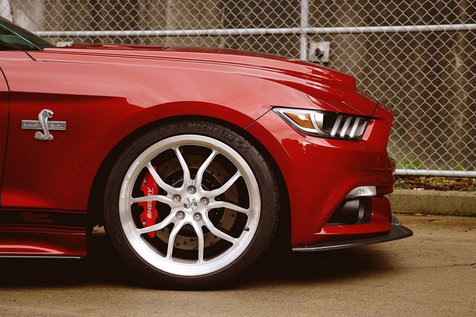 Ford Mustang Shelby Super Snake Rhd In Australia Paul Tan