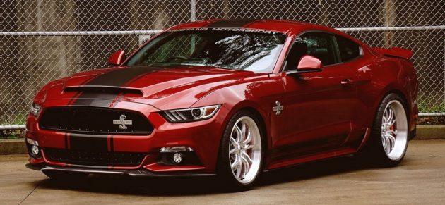 Ford Mustang Shelby Super Snake Rhd In Australia