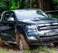 Ford Ranger 2.2 XLT AT-01