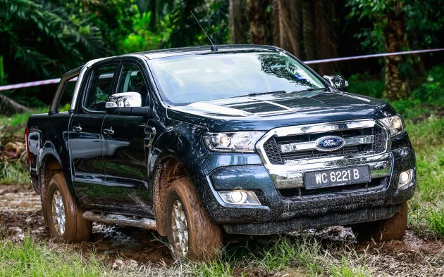 2016 ford ranger gets five year warranty until june 30. Black Bedroom Furniture Sets. Home Design Ideas