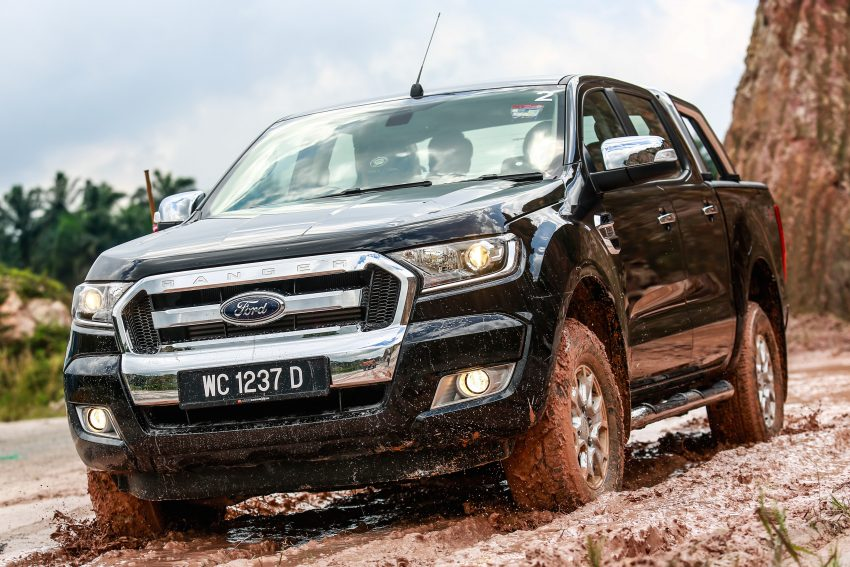 Ford Ranger Wild Track >> 2016 Ford Ranger prices revised – 2.2/3.2 XLT variants up between RM850-RM920, 3.2 Wildtrak up ...