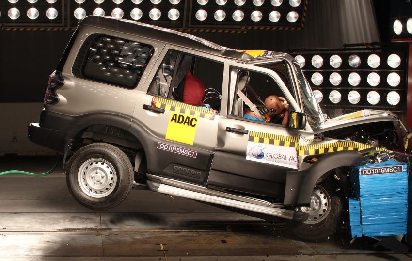 Global NCAP tests five new Indian cars – all zero star! Image #494299