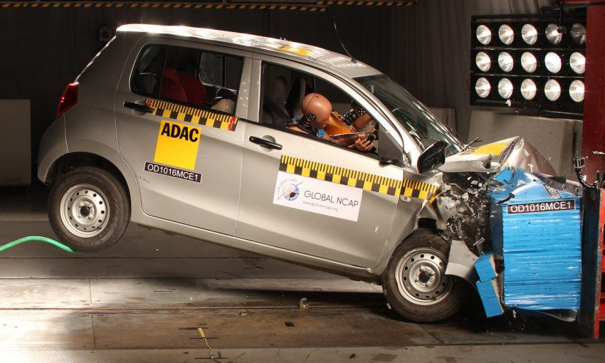 Global NCAP tests five new Indian cars – all zero star! Image #494300