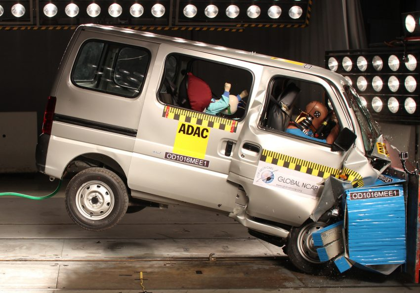 Global NCAP tests five new Indian cars – all zero star! Image #494301
