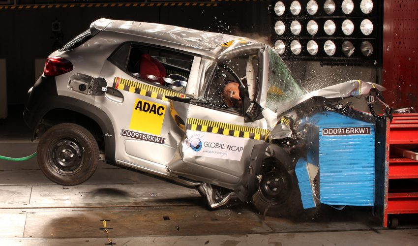 Global NCAP tests five new Indian cars – all zero star! Image #494302