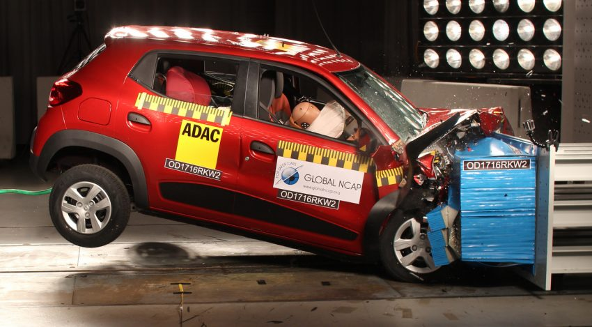 Global NCAP tests five new Indian cars – all zero star! Image #494303